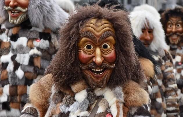 Una máscara de Carnaval. / Pixabay, CC0,