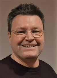 Marcel Fink dirige una fundación de ayuda al refugiado en el sur de Alemania. / Don Zeeman