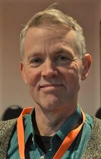 Paul Syndor dirige la Asociación Internacional de ayuda al Refugiado (IAFR). / Don Zeeman