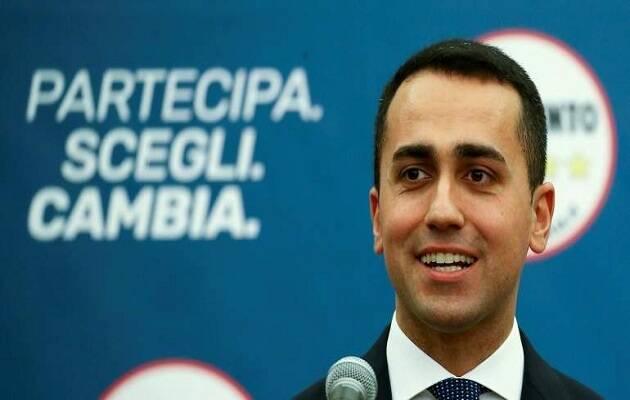 Luigi Di Maio, candidato a Primer Ministro del Movimiento 5 Estrellas. / Reuters,