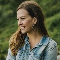 La cineasta Mikaela Bruce.