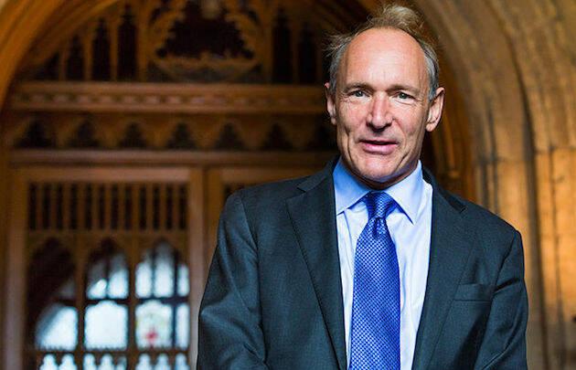 Tim Berners-Lee, uno de los inventores de la World Wide Web. / Wikipedia,