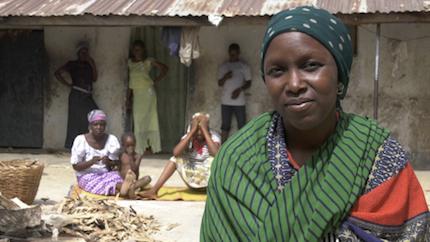 Rabi vive en un poblado cristiano amurallado en el norte de Nigeria./ Puertas Abiertas