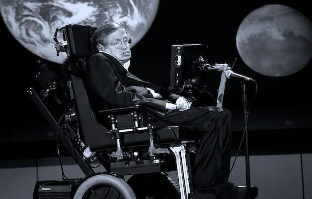 Stephen Hawking, en una conferencia en 2008. /NASA,Paul Alers,