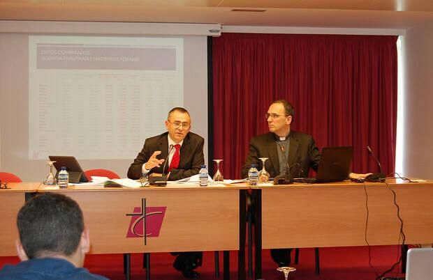 Presentación del informe. / CEE, Flickr,