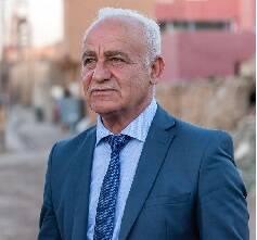 Anis Behnam ha vuelto a Qaraqosh porque quiere ser útil para su comunidad. / Puertas Abiertas
