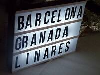 C29 cuenta con presencia en Barcelona, Granada y Linares. C29 Linares