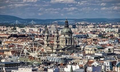 Budapest, capital de Hungría. / Pixabay (CC0)