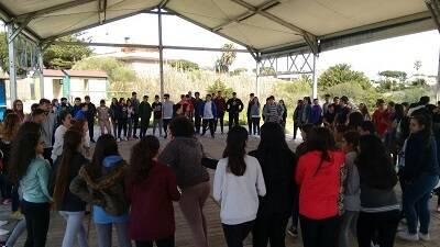 El encuentro ha reunido a 90 alumnos de toda la demarcación gaditana. / Cedida
