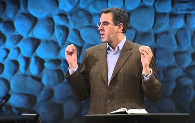Michael Ramsden, en una conferencia. / Youtube AudaciousVision,