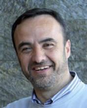 Jaime Ardiaca, pastor evangélico en San Sebastián.