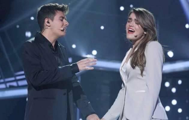 Eurovisión 2018, los representantes de España Amaia y Alfred,Eurovisión 2018, Amaia Alfred