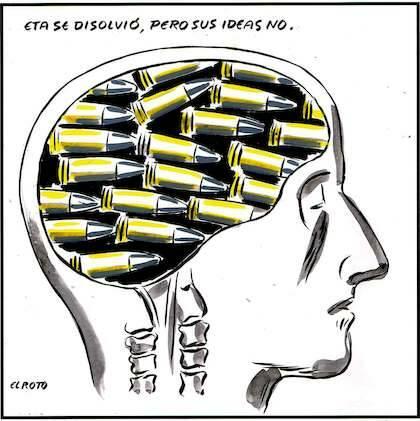,ETA disolucion, terrorismo