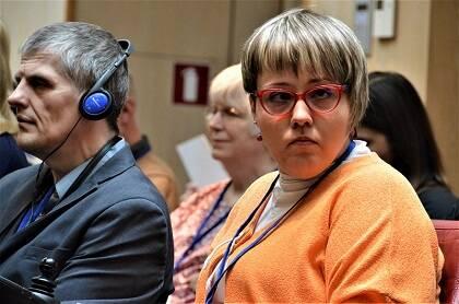 Baika Baikovska será, a partir de ahora, la nueva coordinadora del EDN. / J. Torrents