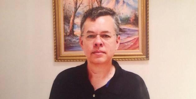 El pastor Andrew Brunson sigue encarcelado en Turquía. / USCIRF,