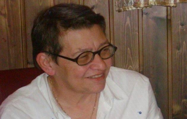 La poeta Lilliam Moro (foto de Jacqueline Alencar),