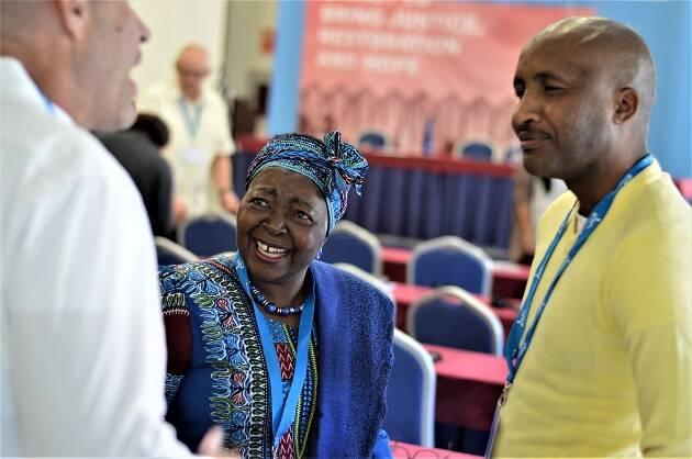 La conferencia reunió a personas de cuatro continentes involucrados en misiones. / Jordi Torrents,
