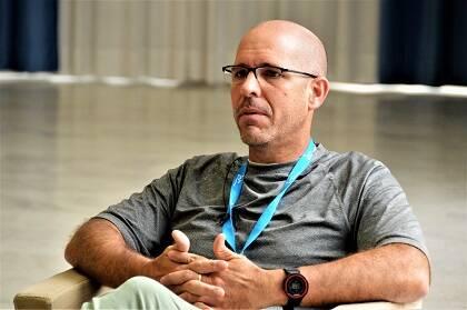 Daniel González, de Cuba. / J. Torrents