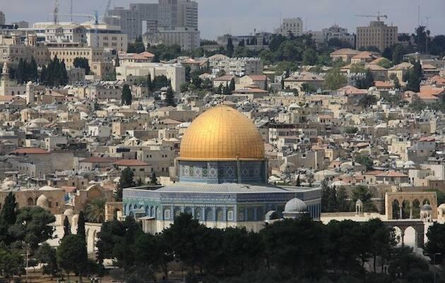 Cuatro países pondrán su Embajada en Jerusalén.,