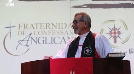 Miguel Uchoa, nuevo arzobispo de la nueva Iglesia Anglicana en Brasil. / GAFCON