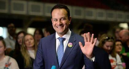 El primer ministro irlandés, Leo Varadkar.