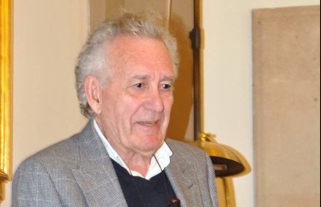 El teólogo y poeta Máximo García (foto de José Amador Martín),