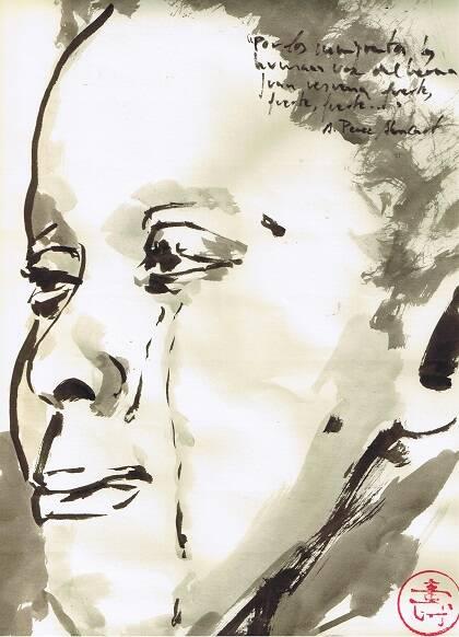 Lágrimas, obra de Miguel Elías.