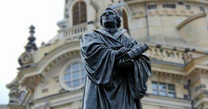 Lutero atacó la teología humanista de Erasmo. / Pixabay.