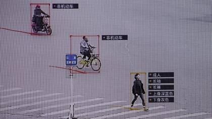 Imagen de una calle en una ciudad china. / Thomas Peter, Reuters)