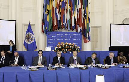 La convocatoria se celebra en Washington, del 3 al 5 de junio. / Juan Manuel Herrera, OAS, Flickr