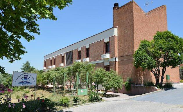 La Facultad de Teología UEBE, en Alcobendas (Madrid). / FTUEBE,
