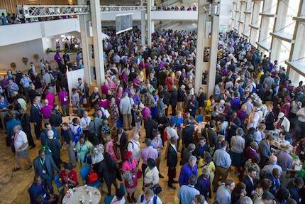 Miles de anglicanos se reúnen estos días en Jerusalén. / Fb Gafcon