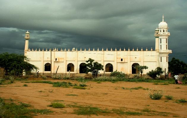 Mezquita en Mandera, en la frontera de Kenia con Somalia. Foto representativa. / Puertas Abiertas,