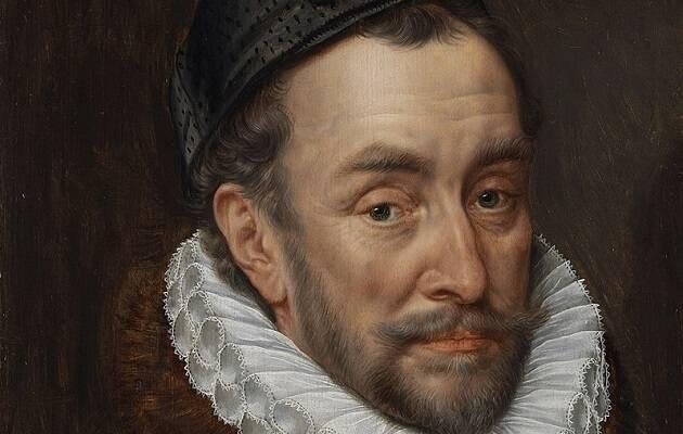 Retrato de Guillermo de Orange, por Adriaen Thomasz Key, en 1580. / Wikimedia Commons,