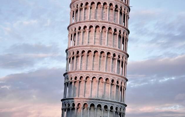 Imagen de la torre de Pisa. / Davide Ragusa (Unsplas, CC9,