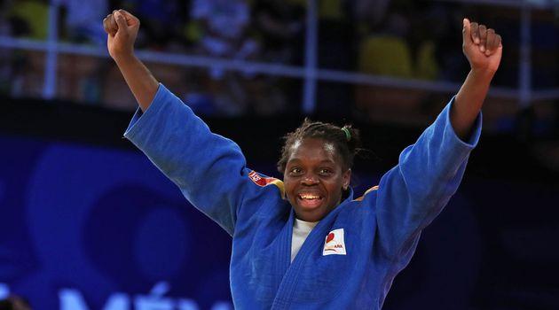 La judoca María Bernabéu. / Federación Internacional de Judo,