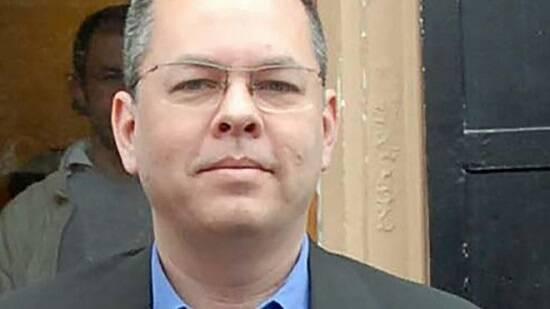 Andrew Brunson, pastor encarcelado en Turquía. / ACLJ,
