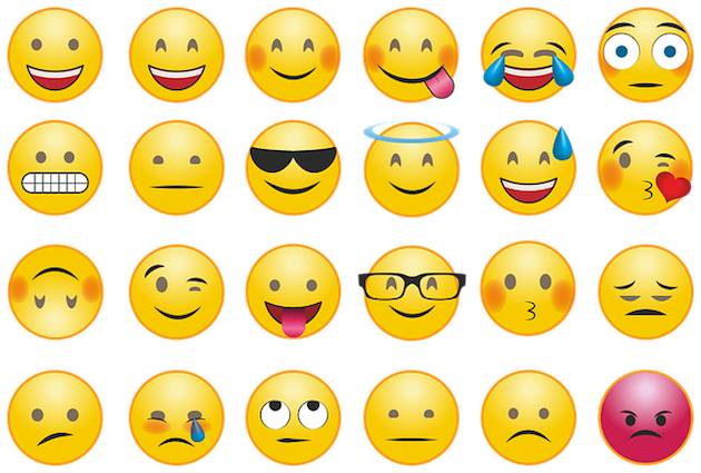 Los emojis de expresión facial son algunos de los más populares, por expresar sentimientos. / Pixaline (CC0),