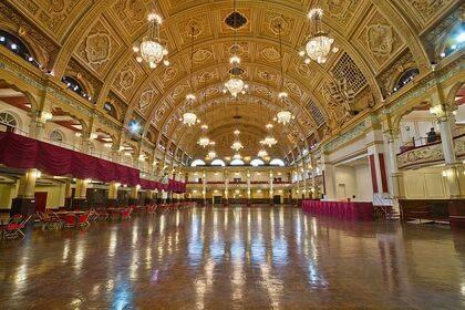 Los Jardines de Invierno de Blackpool, donde se celebrará el festival. / Wikimedia Commons