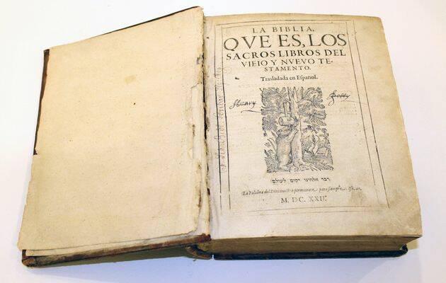 La Biblia del Oso.,