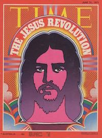 La revista Time anunciaba la llegada de la Revolución por Jesús.