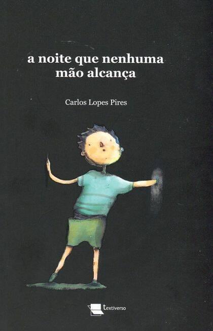 Portada del último libro de Lopes Pires.