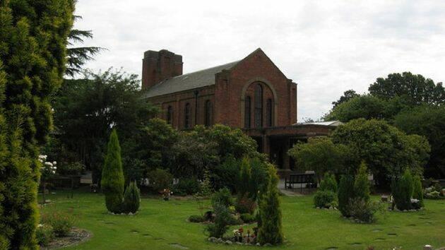 Un crematorio en Escocia. / Wikimedia Commons,