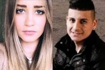 Stella Boccia y su prometido Carlos Jesús Erasto Trujillo son dos de las víctimas en Génova. / ABC