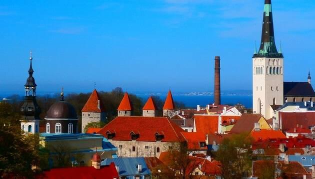 Tallin, capital de Estonia, es la ciudad anfitriona del evento. / Pixabay (CC0),