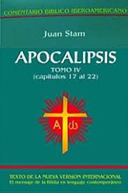 Portada del tomo IV del comentario sobre Apocalipsis, de Juan Stam.