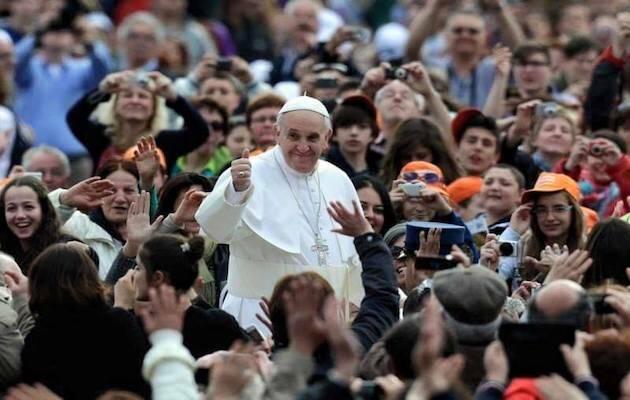 Francisco llega a Irlanda este sábado prácticamente después de 40 años de la última visita papal al país. / Facebook Oficial Papa Francisco,