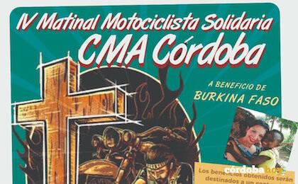 Cartel de la IV matinal organizada por la CMA de Córdoba. / CMA Spain