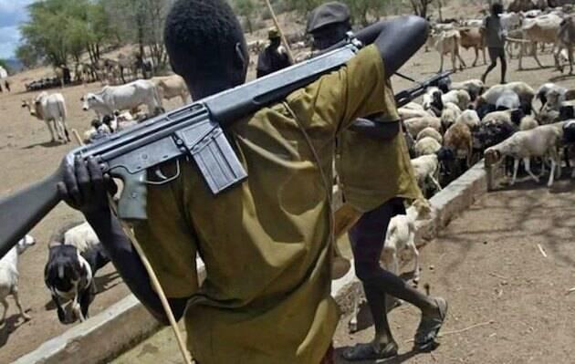 Pastores fulani, armados. /Daily Post.ng,
