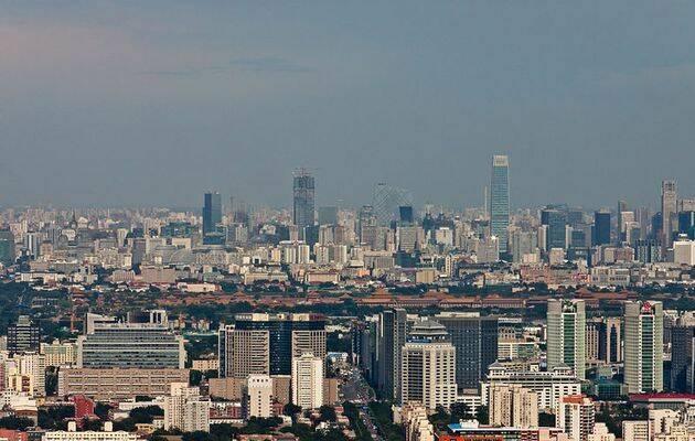 Perspectiva de Pekín. / Pixabay (CC0),